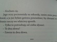"Książka ""Obsydian"" gorąco polecam ♥♥♥"