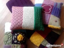 ze starych swetrów ;)