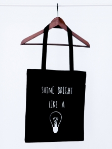 shine bright like... ręczni...