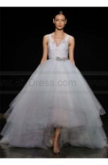 Lazaro Wedding Dresses Style LZ3414