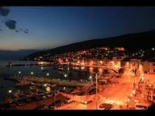 senji Chorwacja nocą