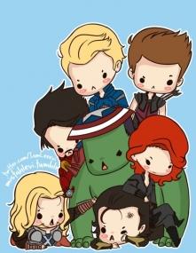 Avengers <3 Jaki jest Wasz ulubiony bohater?