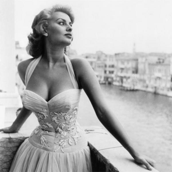 Sophia Loren Na Kobiety Zszywkapl