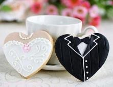weselne ciasteczka
