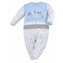 Witajcie,   Śliczny pajac dla niemowlaka wykonany z bawełny wysokiej jakości....