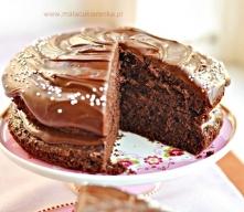 Ciasto bardzo czekoladowe z...
