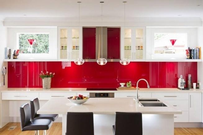 Kuchnia, projekt kuchni - Piękno w dwóch kolorach ;) - Calvado