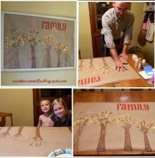 rodzinny projekt