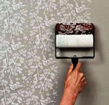 Ciekawy pomysł na zdobienie ściany