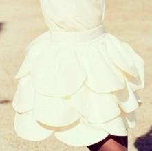 fajny pomysł na spódniczkę dla dziewczynki