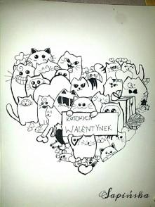 Doodle by Magdalena Sapińska