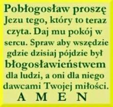 <3 Niezapominajmy o modlitwie :*
