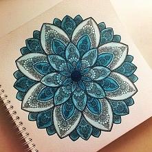 Blue mandala *.*