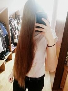 Moje włosy :) co myślicie?