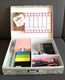biuro w pudełku - genialny pomysł