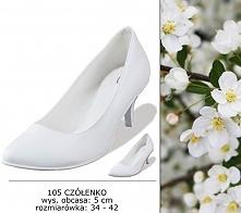 Buty które można dobrowolnie zaprojektować- wybrać kolor, zdobienia itp. Mari...