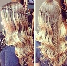Pomysł na śliczną fryzurę