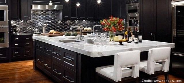Kuchnia w czerni - calvado