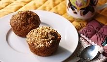 Muffinki marchewkowo-morelowe - pyszne i zdrowe