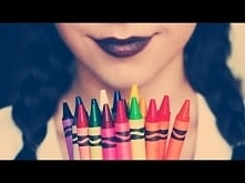 DIY: Lipstick out of CRAYONS!