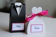 Pudełka PARA MŁODA - personalizowane, w dowolnym kolorze, dostępne na annart-...