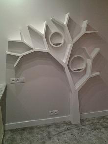 Półka jak drzewo 185x175x16...