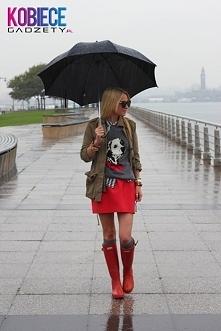 Na deszczowe letnie dni ;) Co Wy na to? :D