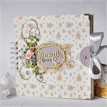 Album komunijny - Pamiątka I Komunii Świętej