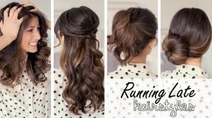 Pomysły Na Szybkie Fryzury Krótkie Długie I średnie Włosy