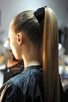 Najlepsza i najwygodniejsza fryzura:)