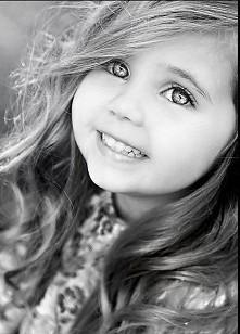 Śliczna dziewczynka ;)