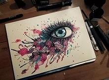 moje dzisiejsze oko  jak wa...