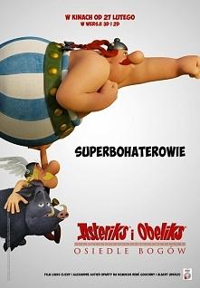 Kolejna animacja o przygodach dzielnych Galów - Asterixa i Obelixa. Za powstanie filmu odpowiadają Louis Clichy oraz Alexandre Astier. Głosu bohaterom użyczą m.in. Roger Carel, ...