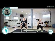 GYM BREAK - 10 min Leg and Butt Workout by Szymon Gaś & Katarzyna Kępka  zrobiłam i się cieszę ;) polecam