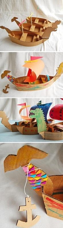 Ale sweetaśne statki :3