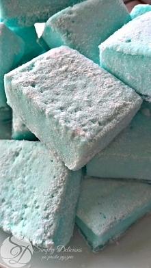 Domowe marshmallows  Przepi...