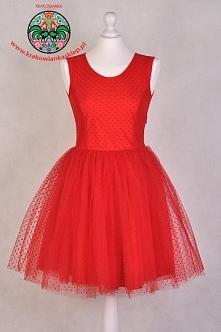 tiulowa sukienka, zapraszamy