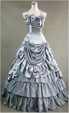 Sukienka lata 1950