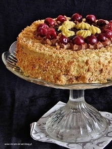 tort w starym stylu