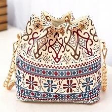 bohemian style bag
