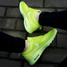NIKE AIR MAX THEA NEON limited edition <3