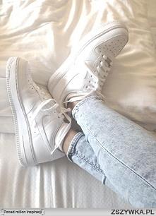 Nike Air Force ♥