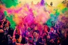 Holi festival ^^