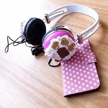Moje słuchawki grają tylko słodkie dźwięki:D