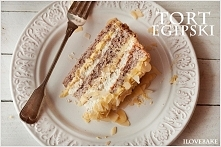 Tort egipski - najlepszy ilovebake.pl