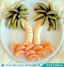 Czas na owocową sałatkę ;)