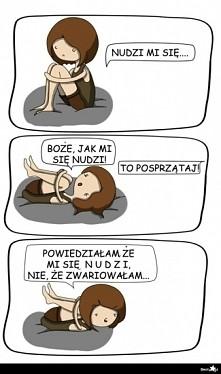 Nie zwariowałam :)