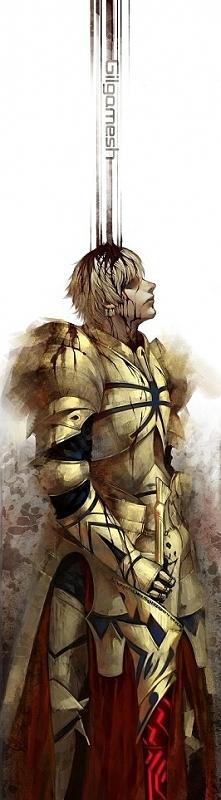 fate zero Gilgamesh