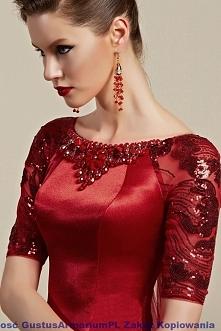 Zapraszamy do promocyjnej licytacji pięknej ekskluzywnej sukni wieczorowej...