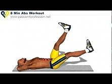 8 Min Abs Workout, jak mieć...